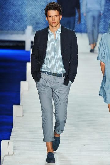 Dapper.  Gray on Gray trend for Fall 2013.   #men // #fashion // #mensfashion