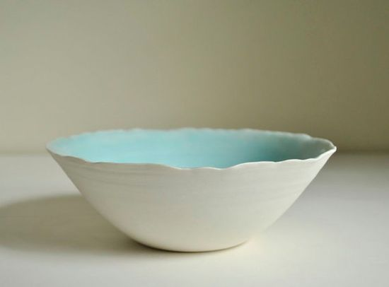 porcelain bowl #handmade #crafts #pottery #artisansgalleryteam #agteam
