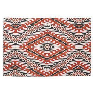 Batik Inspired Tribal Pattern Kitchen decor collection
