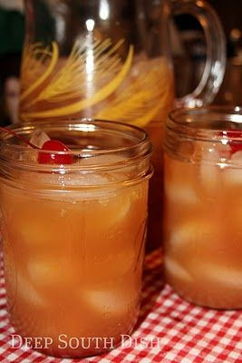Southern Fruit Iced Tea