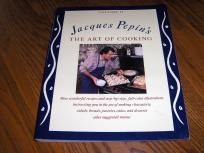 The Art Of Cooking Jacques Pepins on yardsellr