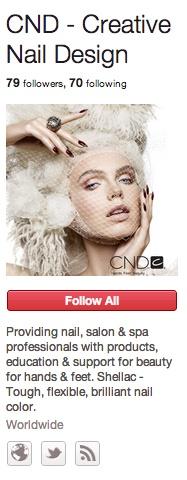 CND - Creative Nail Design