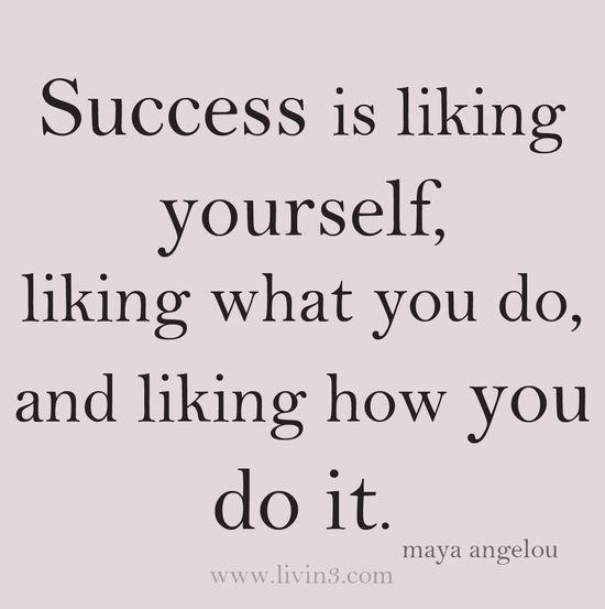 Success Motivation Quote