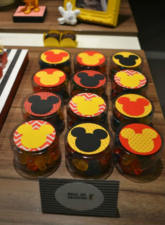 OH TOODLES! Fun Mickey Mouse Party Ideas