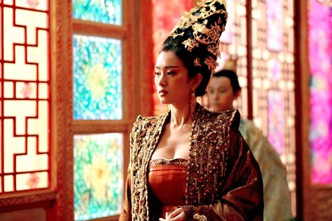 Curse of the Golden Flower - Chinese Film