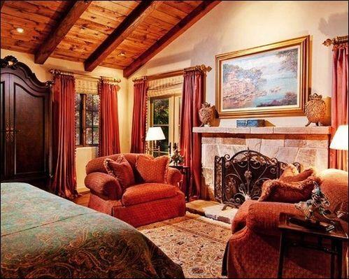 TRADITIONAL BEDROOM INTERIOR - bedroom interior - Interior Design