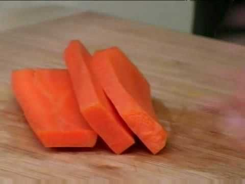 Cooking Tips : How to Dice Carrots