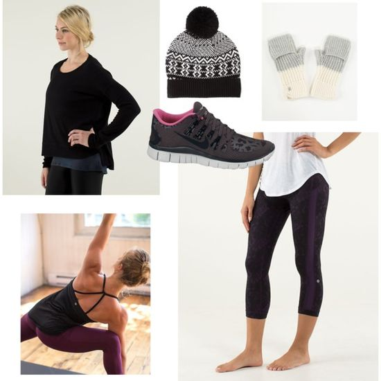 Workout Winter by jessieannjames