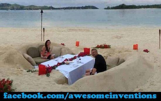 Awesome Romantic Idea!