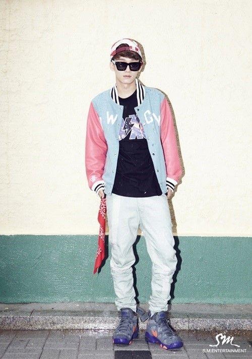 korean star fashion, Korean idol group,