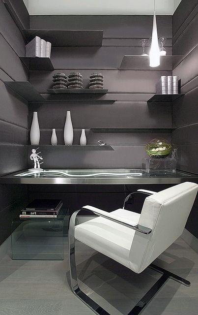 Ultra-modern home office