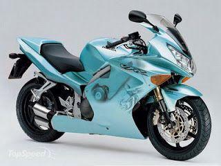 Cars & Bikes: Honda motorcycles