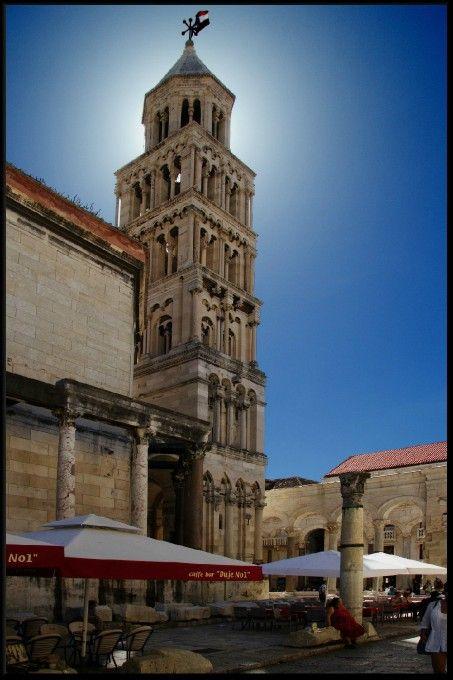 St. Domnius church in Split