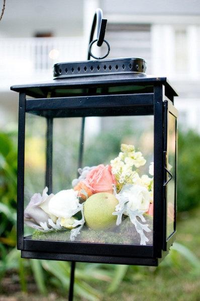 ? Lantern decor
