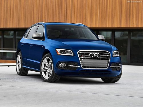 2014 Audi SQ5 Wins Active Lifestyle Vehicle of the Year Award in Luxury On-Road Category