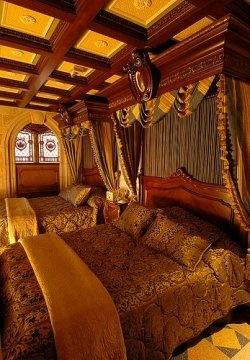 Cinderella's Castle suite!!