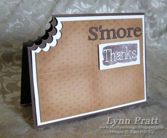 S'more Card