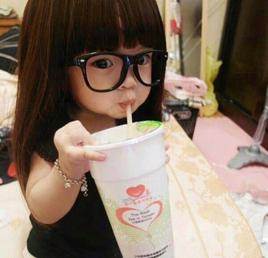 Cutest Asian baby girl