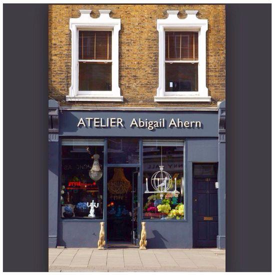 G&A Travel Guide - London - Abigail Ahern's Shop
