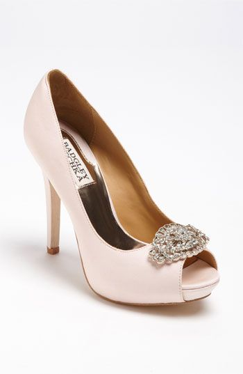 Shoe idea - Badgley Mischka 'Goodie' Pump