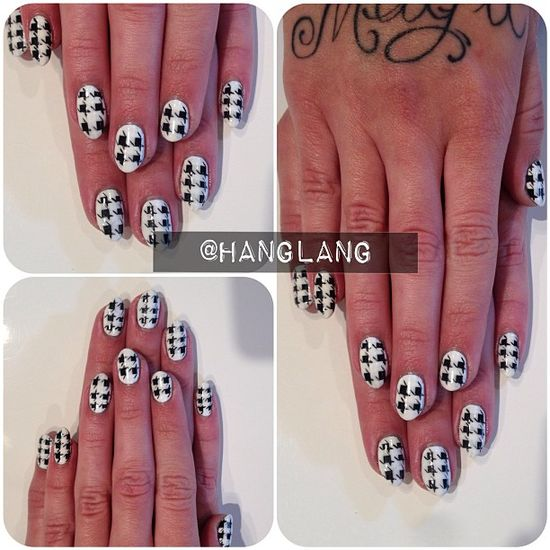 hanglang's nails! Show us your tips—tag your nail photos with #SephoraNailspotting to be featured on our social sites!