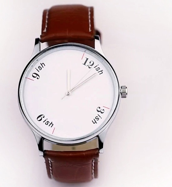 The Indian stretchable Time watch / The 'ish' by HYPHENbrands, $70.00