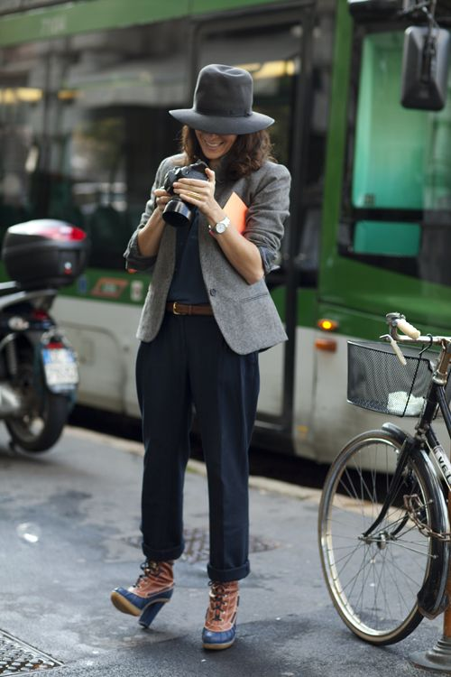 #streetstyle #style #streetfashion #fashion #garance #dore #neutrals