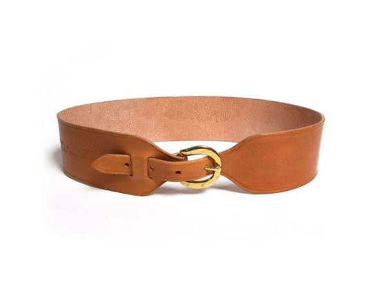 lovely leather belt