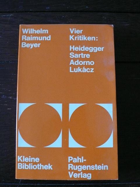 vintage Wilhelm Raimund Beyer covers — designer unknown