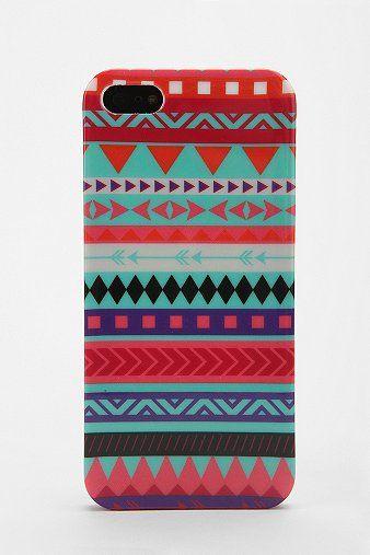 UO Blanket iPhone 5 Case