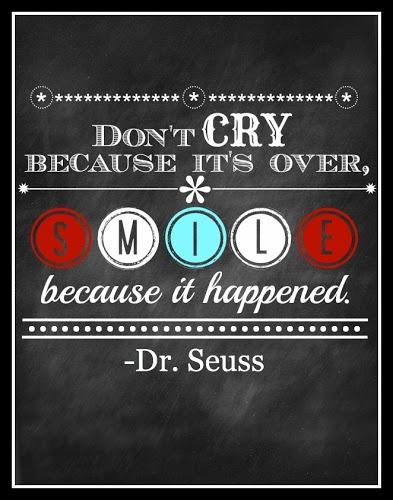 Printable Dr. Seuss Quotes