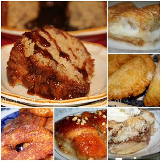 A collection of apple recipes from Deep South Dish.
