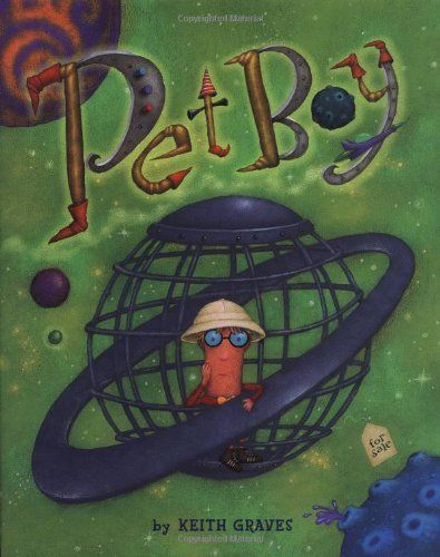 Pet Boy by Keith Graves,