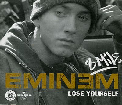 8 mile lose yourself-eminem... best running song!