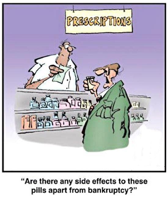 U.S. health care.