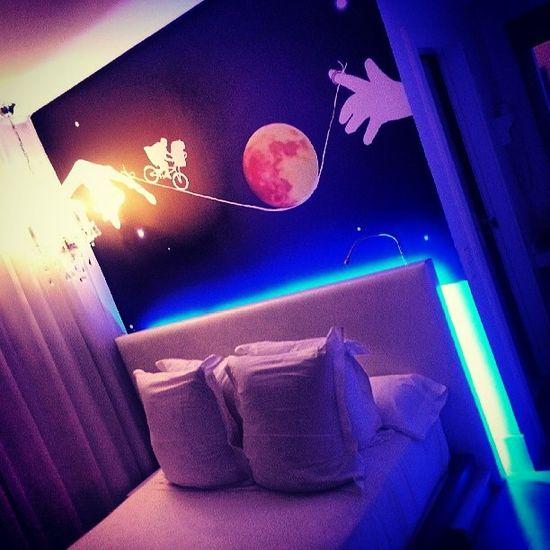 E.T. bedroom decor