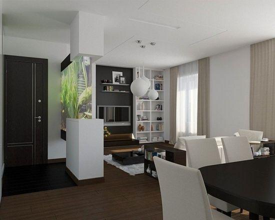 black white interior ideas