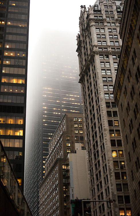 #NYC Fog