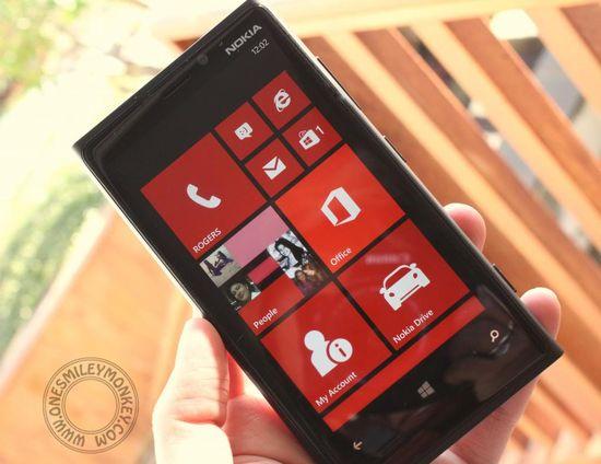 Nokia Lumia 920 Windows Phone Review