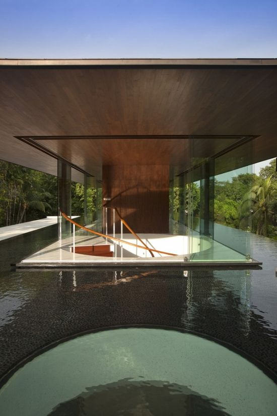 Water-Cooled House / Wallflower Architecture + Design.