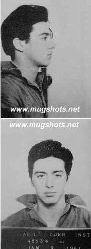 Al Pacino mug shot @ Mugshots.net -celebrity mugshots and photos! Even celeb's make mistakes! Famous police mug shots