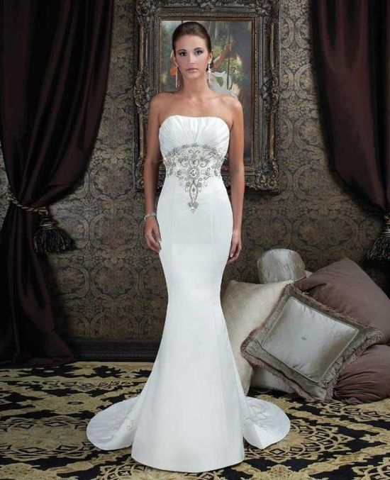 Amazing Mermaid Wedding Dresses 2013 my dream dress