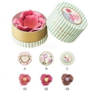 LES MERVEILLEUSES DE LADUREE Face Color Rose Mini