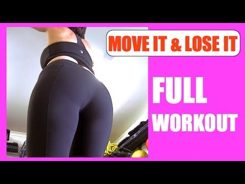 ConikiTV.com - NIKI's MOVE IT and LOSE IT Full Workout