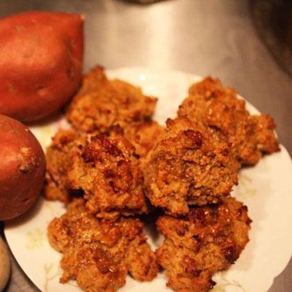 #Vegan Sweet Potato Scones