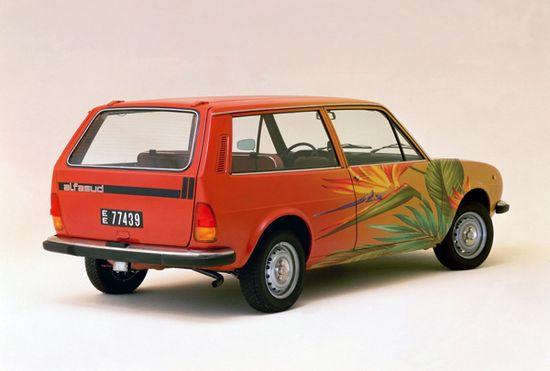 Custom Car Wraps by Emmily Shaw, via Behance