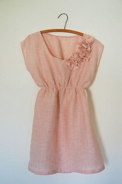 Quick sew dress