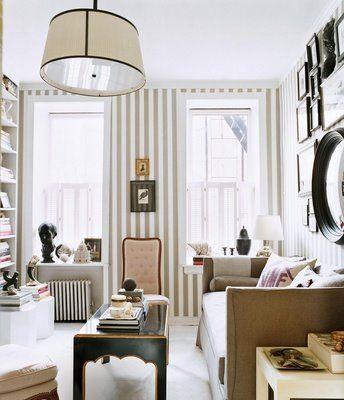Tori Mellott's apartment, Domino Magazine