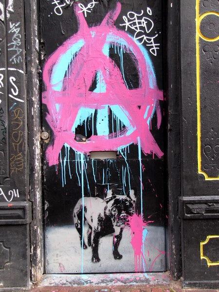 street art & graffiti - Amsterdam - Fake by _Kriebel_, via Flickr