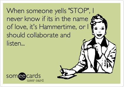 This just made me laugh out loud! and sing :)